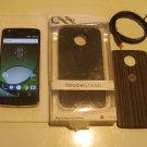 Near Mint Unlocked 32gb  Moto Z Play  XT1635  & More!!