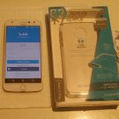 Excellent Near-Mint  Unlocked 32GB  Verizon Motorola Moto Z Play Droid  & More !!