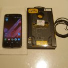 Otterboxed Unlocked 32gb Moto  Z2 Play w Warranty 2019