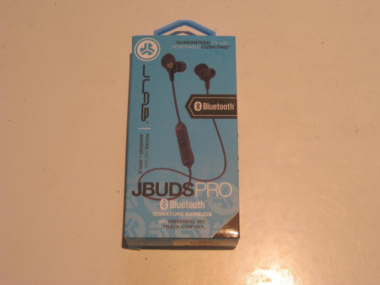 New JLab JBud Pro Wireless Bluetooth In-Ear Headphones