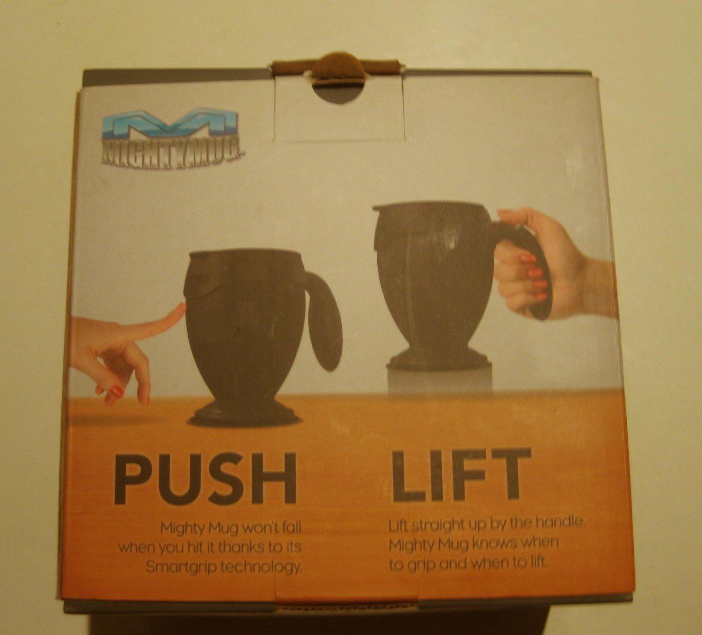 Mighty Mug Spill Proof 16oz Desk Mug Never Spill Again