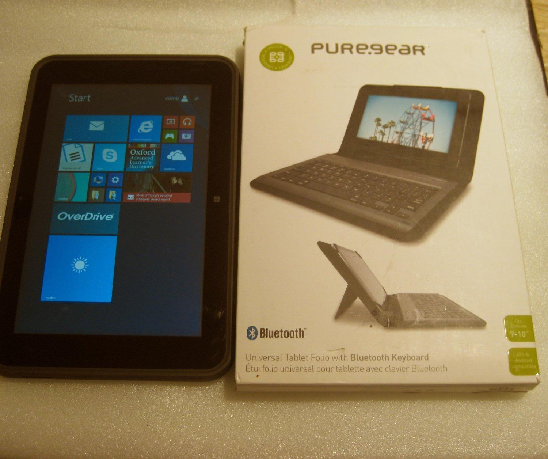 HP Pro Tablet 10 EE G1 Atom 32gb SSD 8 Pro Bundle!!!