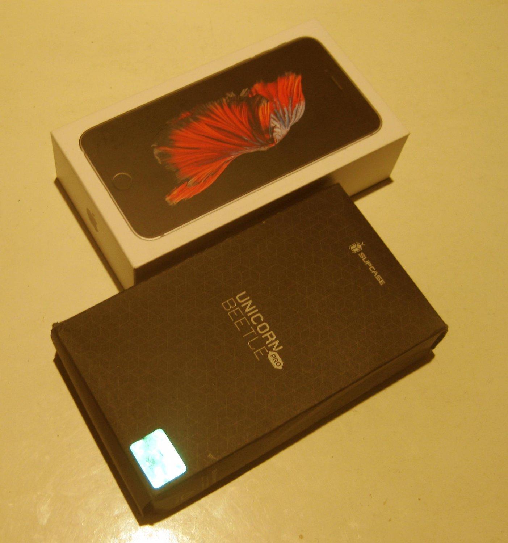 Near Mint  128gb Unlocked  Iphone 6s Plus  A1634  AT&T