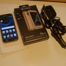 Excellent  Unlocked  Black  32gb Verizon Samsung Galaxy S7 Bundle!!
