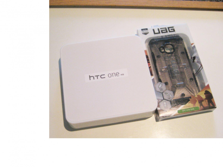 Brand New 32gb Unlocked   HTC ONE  M9 Bundle!!