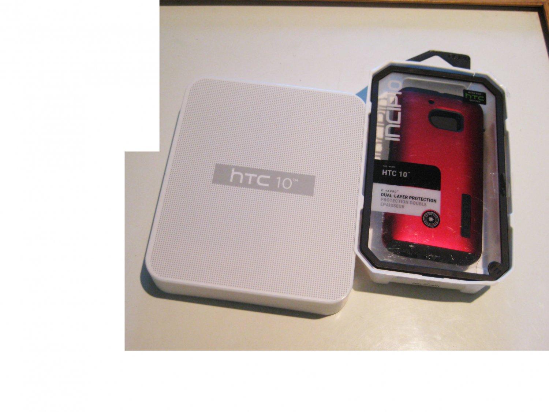 New  Carbon Gray  32gb HTC 10 Bundle!!! (Unlocked )