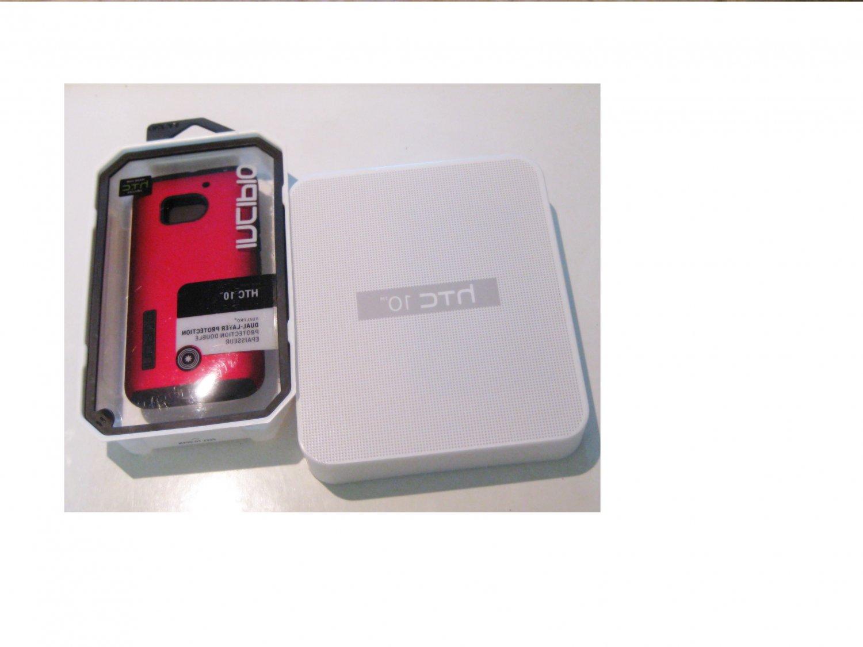 Brand New Silver Verizon 32gb HTC 10 Bundle!!!