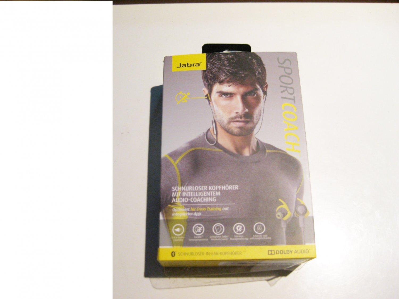 Jabra Sport Coach (German Edition)  Yellow