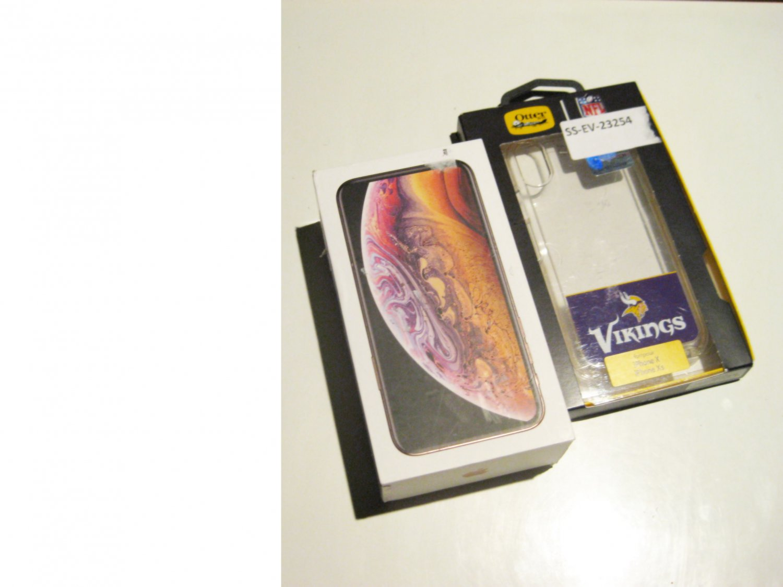 9/10  64gb  Sprint A1920 Iphone Xs Bundle