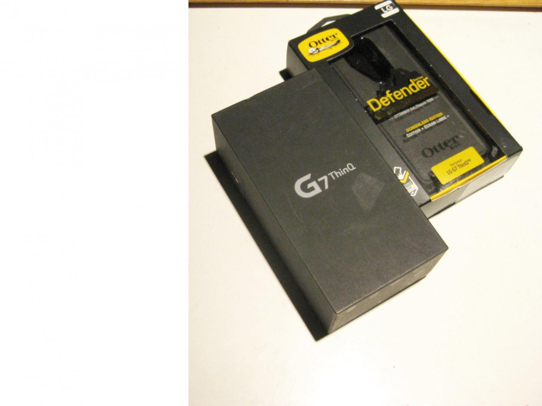 9.5/10 Superb    64gb  Sprint  LG G7  Bundle!!!