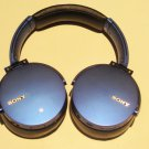 Excellent Blue  Sony MDR-XB950B1  Extra Bass Wireless  Headphones