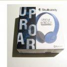 New Skullcandy Uproar  Bluetooth Over-Ear Headphones (Blue)