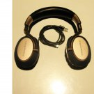 9.5/10 Bowers & Wilkins PX Wireless Over-Ear Headphones  Gold/Navy