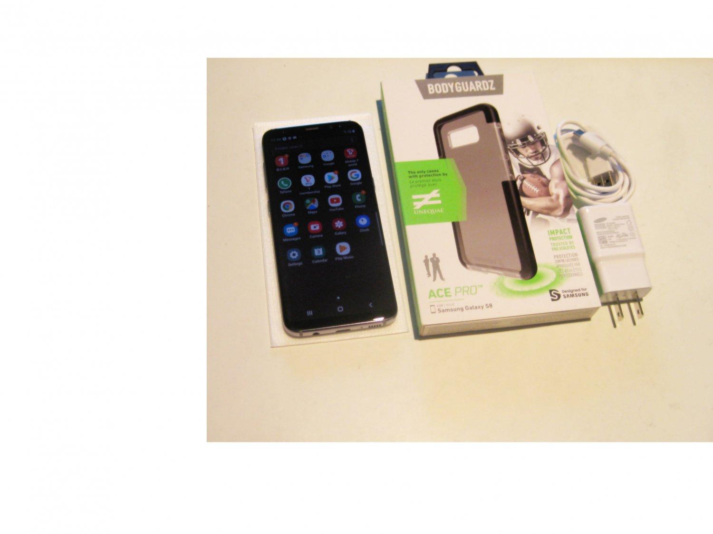9.4/10   64gb Unlocked Int. Version Samsung S8 G950N Deal!!