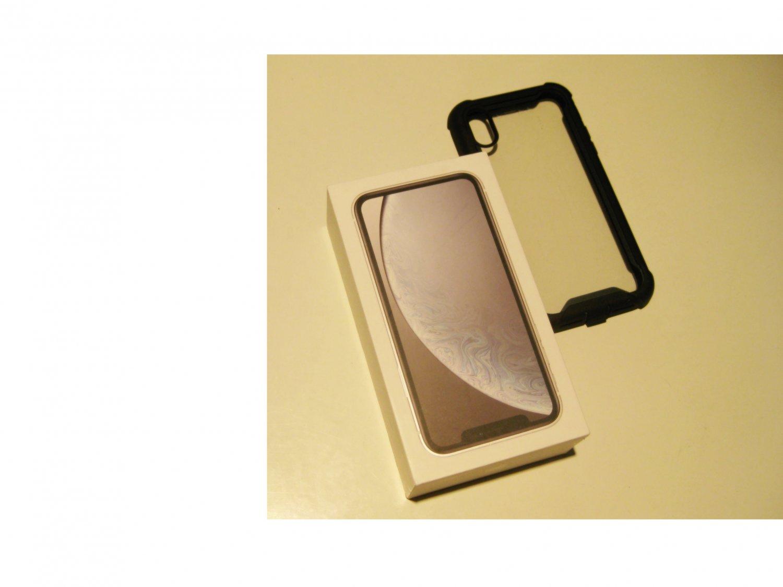 """Mint"" ""Mint"" White  64gb  Sprint Iphone XR A1984 CDMA/GSM DEAL!!!"