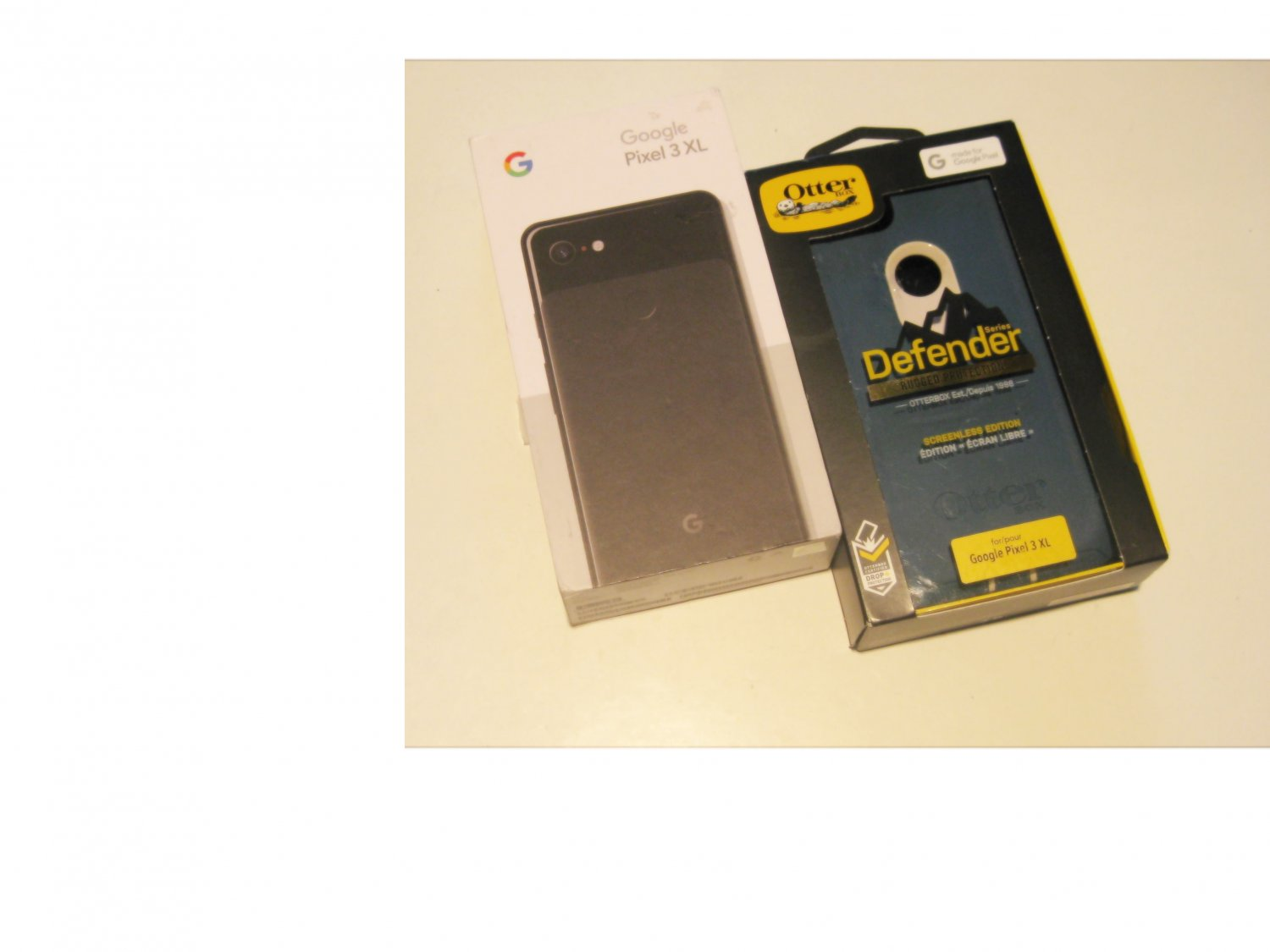 9.3/10  Sprint Google  Pixel 3 XL  64GB Bundle!!
