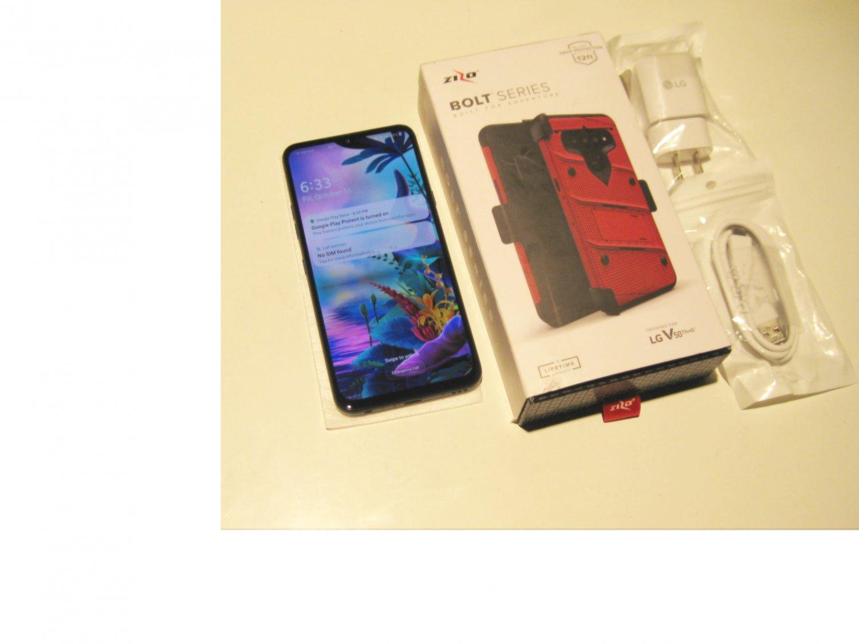 9.2/10 Excellent   Unlocked  128GB LG G8X  Deal!!