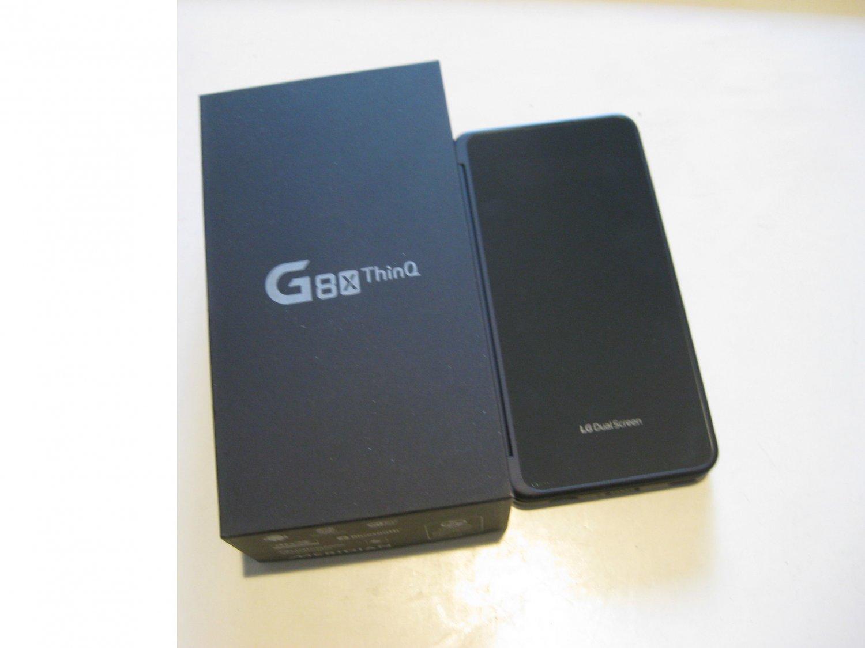 """""""Mint"""" Sprint  Unlocked  128GB LG G8X  Bundle!!"""