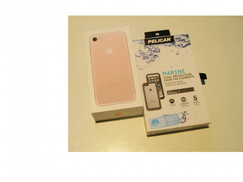{MINT}*MINT* R-Gold 128gb Unlocked Iphone 7 A1660 Deal!