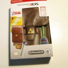 New Power A Zelda 3ds/3ds xl  Pouch Kit