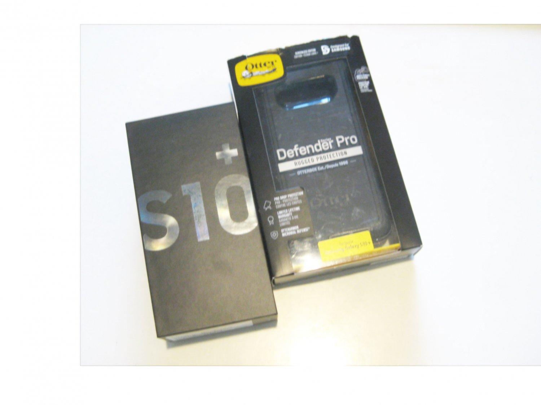 """""""""""Mint"""""""" Unlocked Verizon 128gb   Samsung Galaxy S10+ G973U Deal!!"""