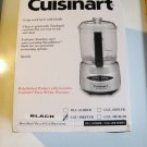 Cuisinart CGC-4BKPCFR Black (Certified Refurbished) Mini Chopper