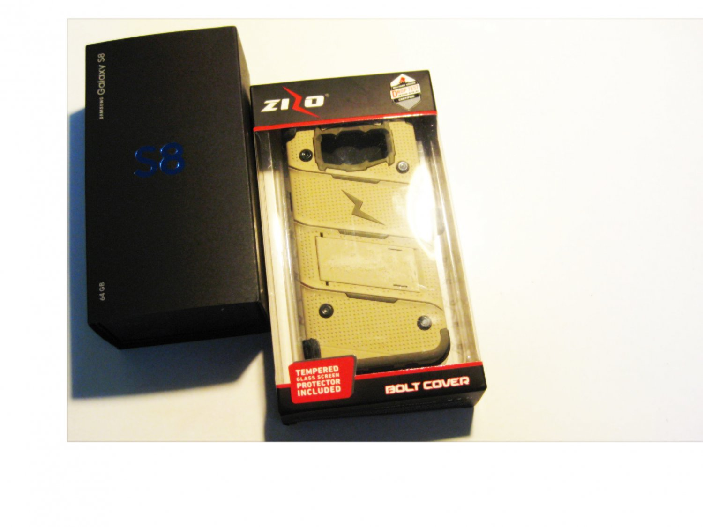 9.5/10 Unlocked  64gb Samsung S8  SM-G950FD Dual SIM  Deal!