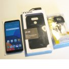 Excellent Black 32gb  Sprint/T-mobile  LG G6 Bundle!!