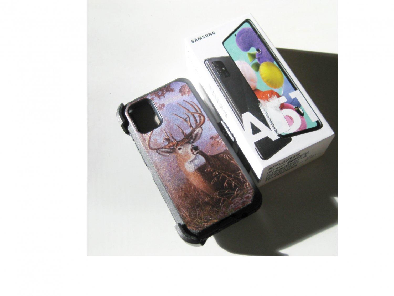 9.3/10   128gb Unlocked  VERIZON   Samsung A51  Deal! Wrnty 11/21