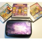 Nintendo New 3ds xl  Galaxy Limited Edition w Prof. Layton Deal!!