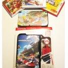 Nintendo New 3DS XL Black  Mario Kart 7  Bundle!!!