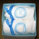 Custom Monogram Onesie - The Joana