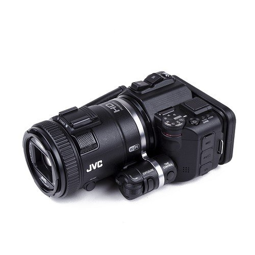 JVC Procision GC-PX100BUS 10x Optical/200x Digital Zoom Full HD 1080p Camcorder(Reconditioned)