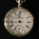 Illinois Time King 18 size, 17 Jewel 1907 Pocket Watch (Pocket Watches)