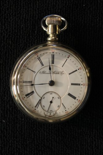 Illinois Time King 18 size, 17 Jewel 1907 Pocket Watch (Pocket Watches)