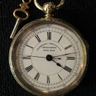 "Celebrated Chronograph ""Specially Examined"" 18 size, key wind Pocket Watch (Pocket Watches)"