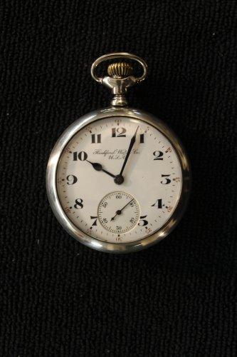 Rockford 21 jewel, 16 size, 1910 Special no. 1000 railroad grade Pocket Watch (Pocket Watches)