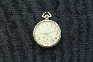 Illinois Watch Co. 17 jewel, 12 size, 1923 �The Autocrat� Pocket Watch (Pocket Watches)