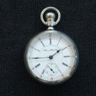 "Illinois Watch Co. 21 jewel, 18 size, 1912 ""A. Lincoln"" Pocket Watch (Pocket Watches)"