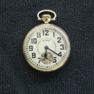 "Illinois Watch Co. 21 jewel, 16 size, 1916 ""Santa Fe Special"" Pocket Watch (Pocket Watches)"