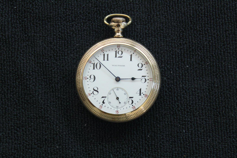Dating waltham pocket watch 2