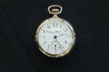 Hampden Watch Co. 23 jewel, 18 size, 1917 �Special Railway� Pocket Watch (Pocket Watches)