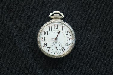 Illinois Watch Co. 21 jewel, 16 size, 1925 �Bunn Special� 60H Pocket Watch (Pocket Watches)
