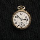 "Waltham 23 jewel, 16 size, ""Vanguard"" Railroad Pocket Watch (Pocket Watches)"