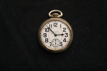 Waltham 23 jewel, 16 size, �Vanguard� Railroad Pocket Watch (Pocket Watches)