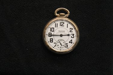 Sold Waltham 23 jewel, 16 size, �Premier Vanguard� Railroad Pocket Watch (Pocket Watches)