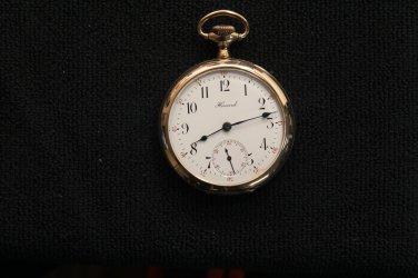 E. Howard 19 jewel, 16 size, 1907 model, series 5 Pocket Watch (Pocket Watches)