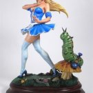 Alice Statue Return To Wonderland CS Moore Studio Limited To Only 500