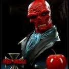 Red Skull Legendary Scale Bust Sideshow Exclusive