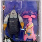 Behemoth with Bunny Tim Burton's The Nightmare Before Christmas Series 5 NECA Action Figure